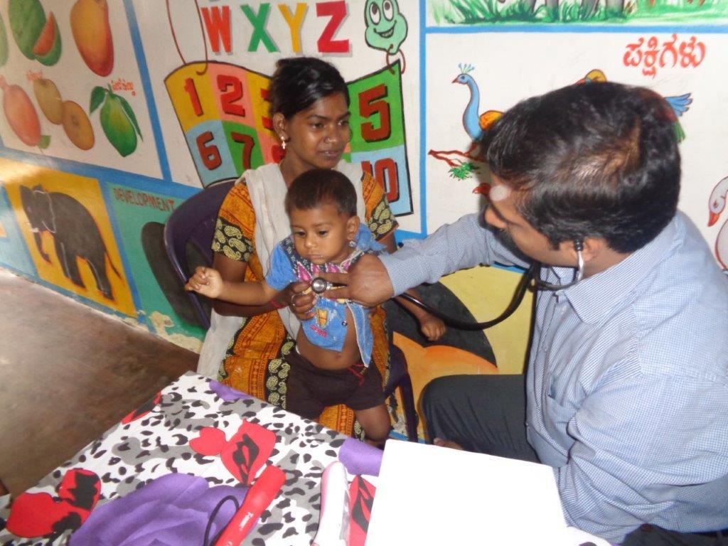 Pediatrician visit